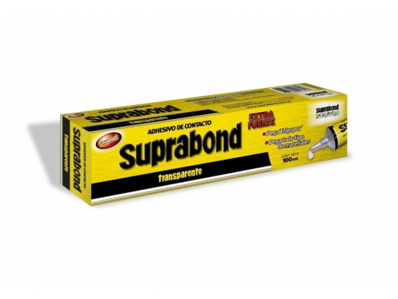 Adhesivo Suprabond Transparente 100Ml Con Estuche