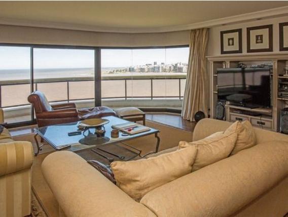 Apartamento En Alquiler Rambla 6952 Pocitos