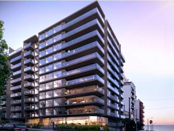 Apartamento En Punta Carretas 7465