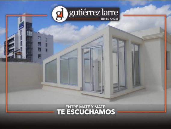 Apartamento de 2 dormitorios en San José
