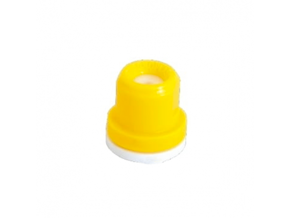 Boquilla Amarilla Ceramica Argroplast Cono Hueco
