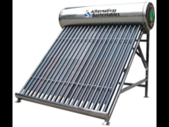 Calentador Solar 150 Litros Con Valvula Termostatica