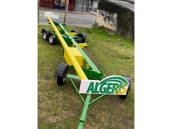 Carro De Plataforma Algeris 35-40 Doble Dirección