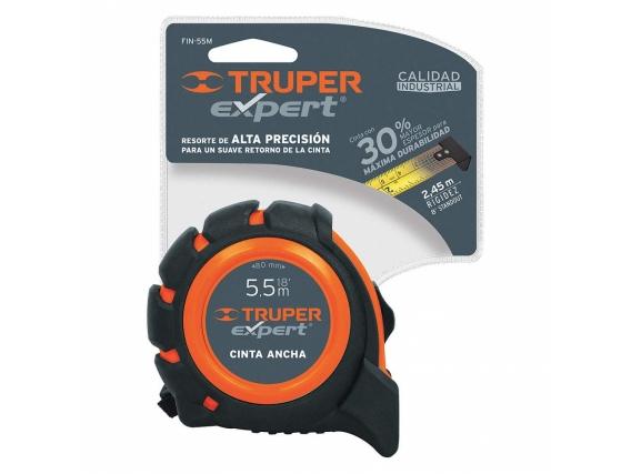 Cinta metrica Truper 5,5 mt Expert