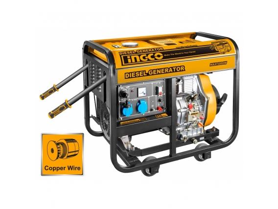 Generador Ingco GDE50001