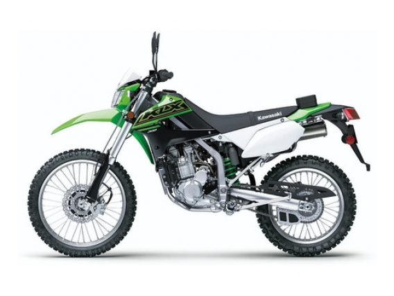 Moto Kawasaki Klx 300