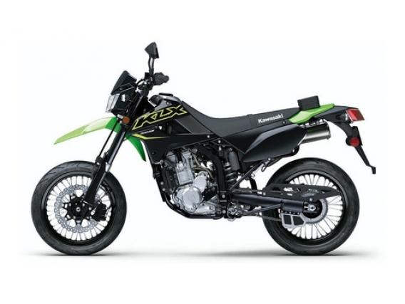 Moto Kawasaki Klx 300 Sm