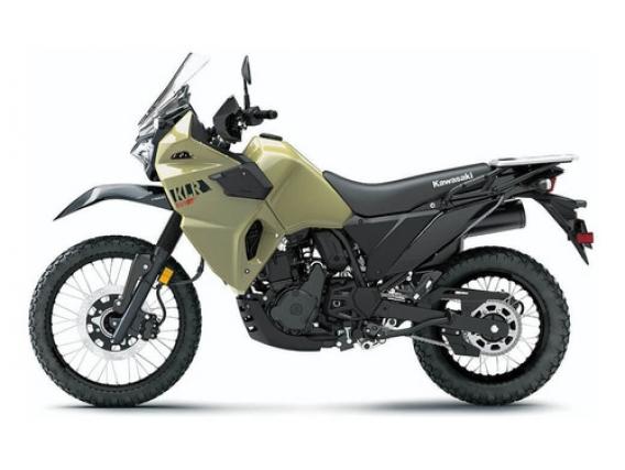Moto Kawasaki Klx 650
