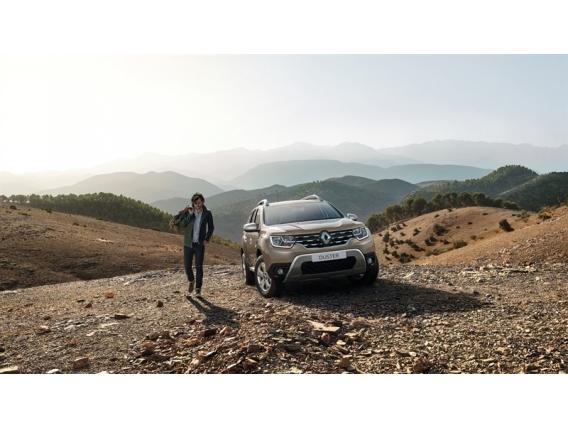 Camioneta Renault Nueva Duster Intens CVT