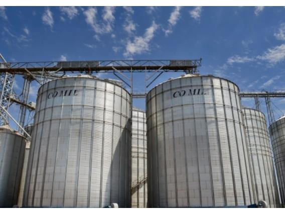 Servicio de acopio y acondicionamiento de granos