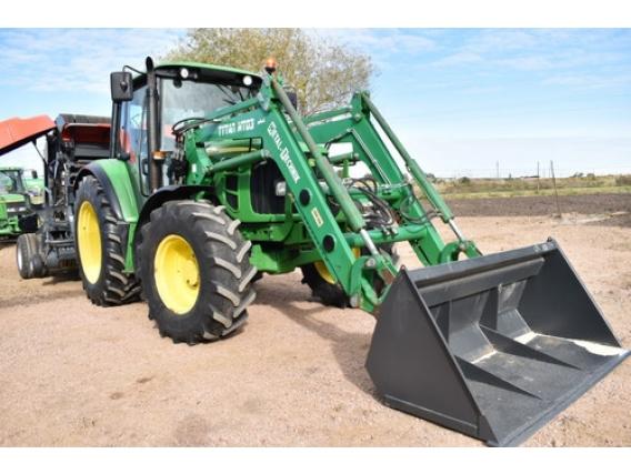 Tractor John Deere 6430 año 2015