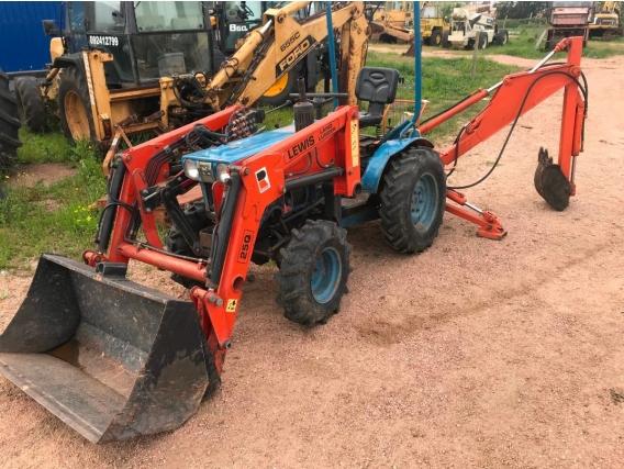 Tractor Kubota B 7001