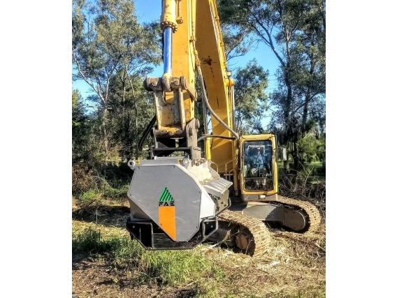 Triturador Forestal Fae Uml/S/Ex/Vt