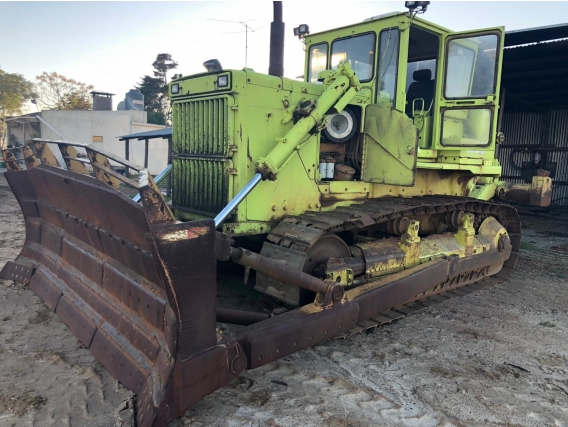 Bulldozer Komatsu D8 1985