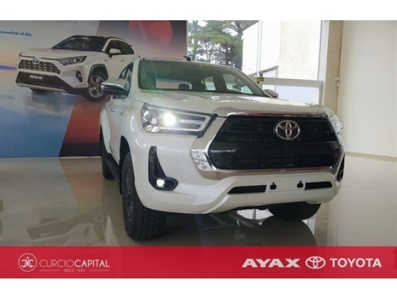 Camioneta Toyota Hilux SRX V6 4X4 Automática Nafta
