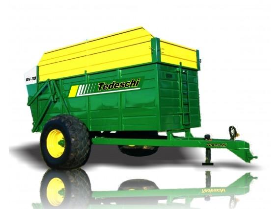 Carro Forrajero Volcador Tedeschi Av30