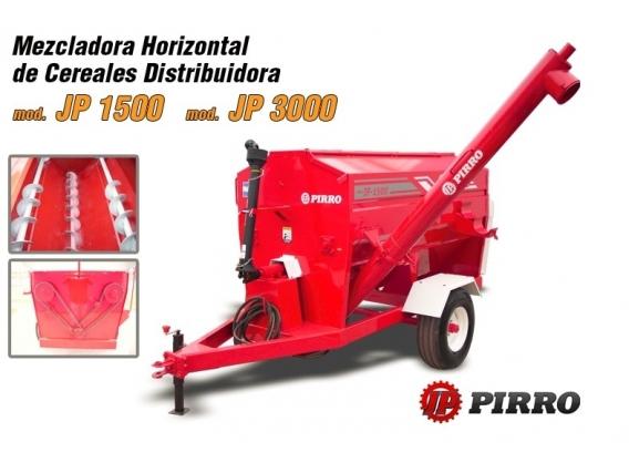 Carro Mezclador De Cereales Pirro JP 3000
