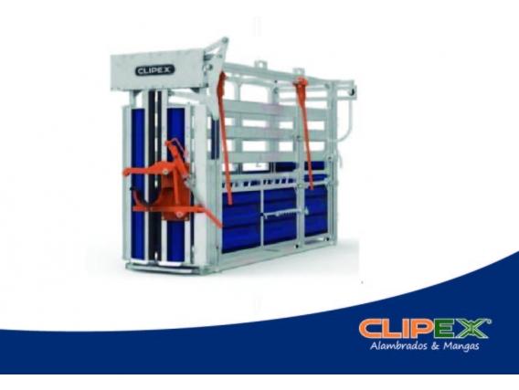 Cepo Inmovilizador Clipex 600 - Con Piso O Sin Piso.
