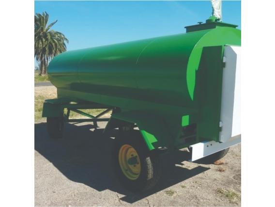 Cisternas Para Agua O Combustible De Todas Las Medidas
