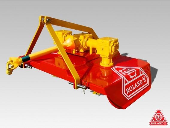 Cortadora De Césped Para Tractor Roland H130 Std