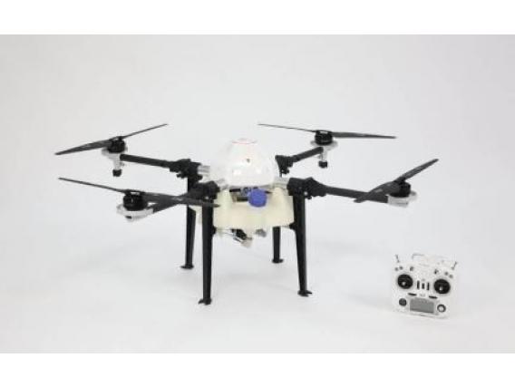 Drone Fumigación Ttaviation M4E 5 Litros