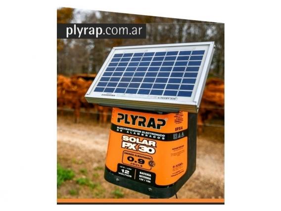Electrificador Compacto Solar Plyrap 30 Km.