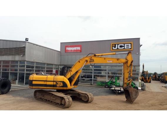 Excavadora Jcb Js200 Año 2005