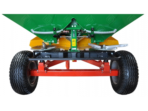 Fertilizadora Agromaster Firtina T2