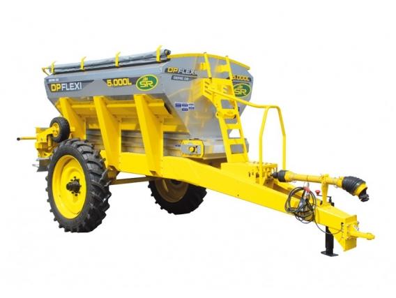 Fertilizadora Al Voleo Sr Dpx Flexi 5000 Serie 09