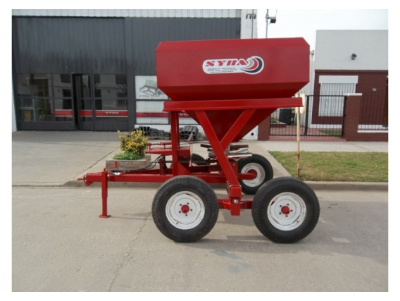 Fertilizadora Bidisco Syra F 3000