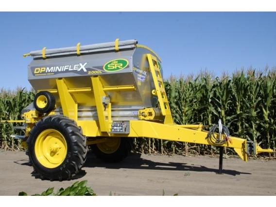 Fertilizadora Incorporadora Sr Dpx Miniflex 3000