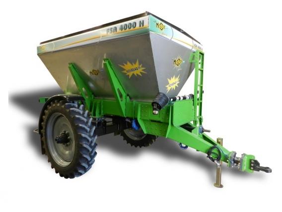 Fertilizadora Metalfor FSA 4000H