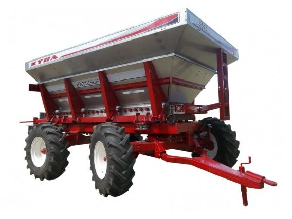 Fertilizadora Syra Extreme 15Tt