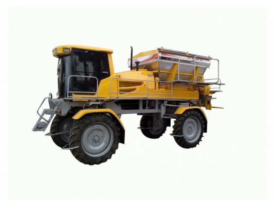 Fertilizadora Syra Extreme 4250 Lts Montada Sobre Pla
