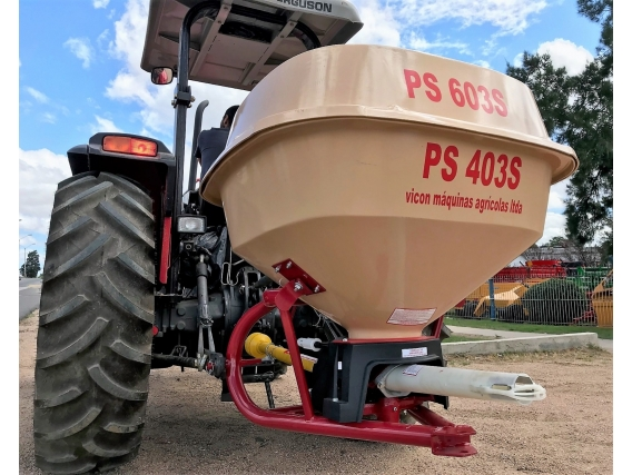 Fertilizadora Vicon Ps-603-S