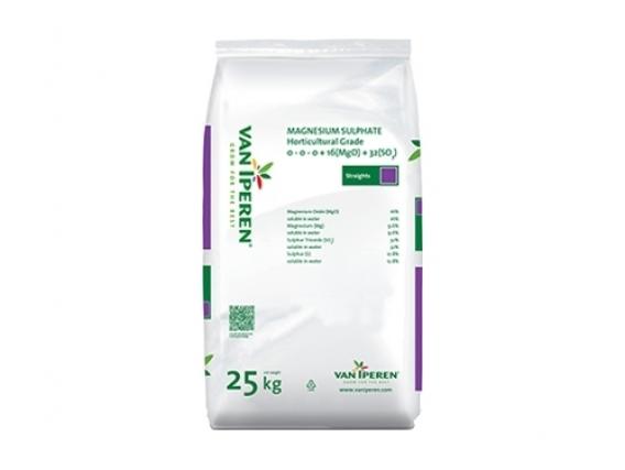 Fertilizante Van Iperen Sulfato De Magnesio Grado Hortícola