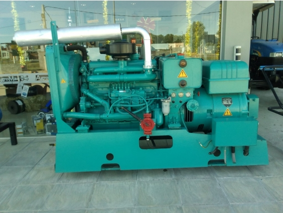Generador Heemaf De 50 Kva Con Motor Daf