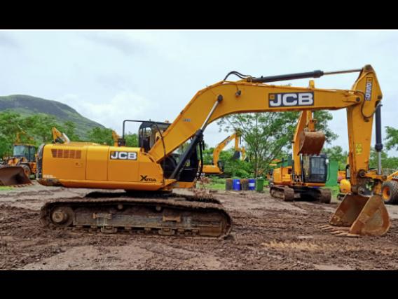 Excavadora JCB JS220 Xtra Año 2019