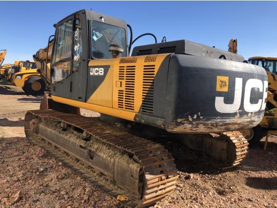 Excavadora JCB Js220 Año 2001