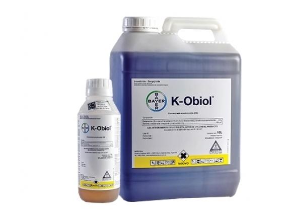 Insecticida K-Obiol Ec250
