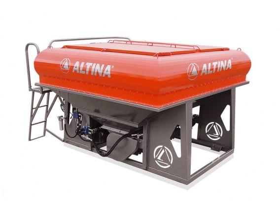 Kit Altina Jld Extreme Fertilizador Neumático