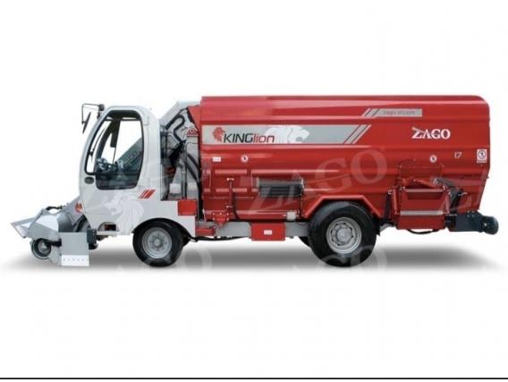 Mixer Agrícola Zago AVM