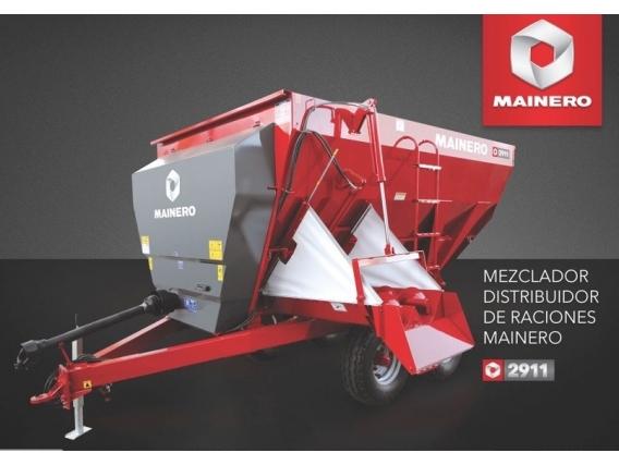 Mixer Mainero 2910 -Nuevo Garantizado Y C/financiación