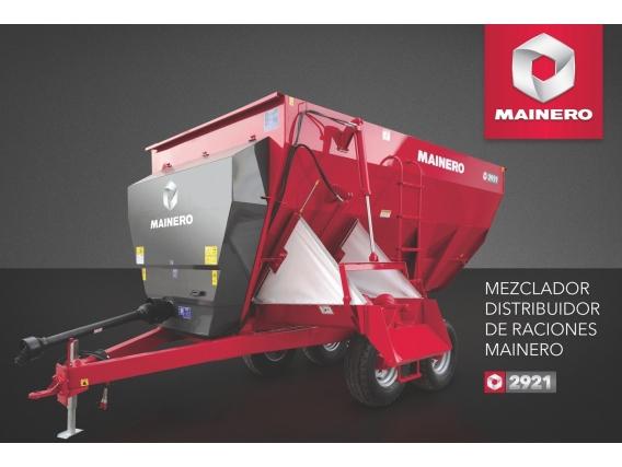 Mixer Mainero 2921 -Nuevo Garantizado Y C/financiación