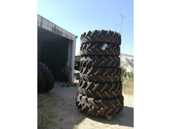 Neumáticos Agrícolas Radiales Para Tractor