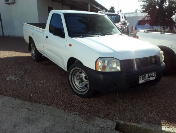 Nissan Frontier P/up