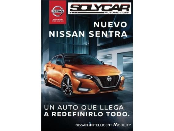 Nuevo Nissan Sentra B18