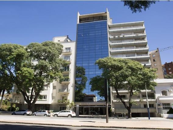 Oficina Con Renta En Edificio Gamma Tower Ref. 4084