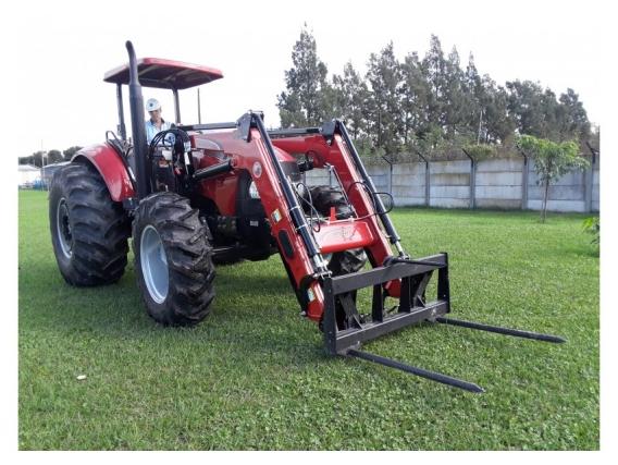 Pala Cargadora Om-600-F Euro Base. P/tractor Case 120
