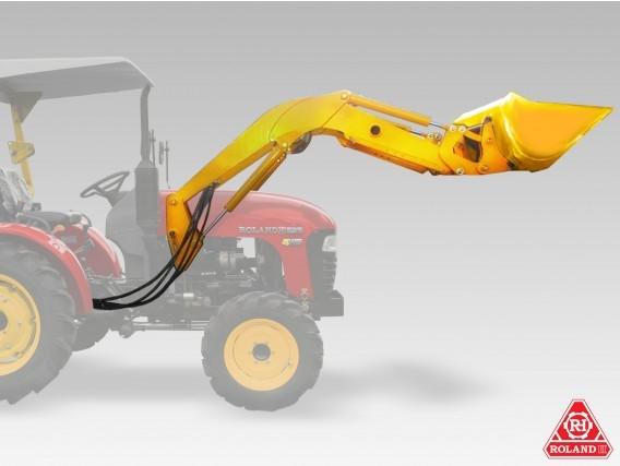 Pala Frontal 1/4 M3 Para Tractor